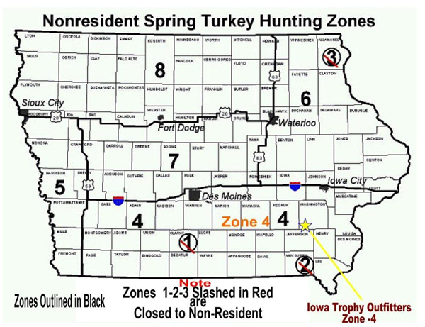 Iowa Trophy Hunters | Hwy. 1 and 78 | Brighton, IA 52540 | 607-742 ...